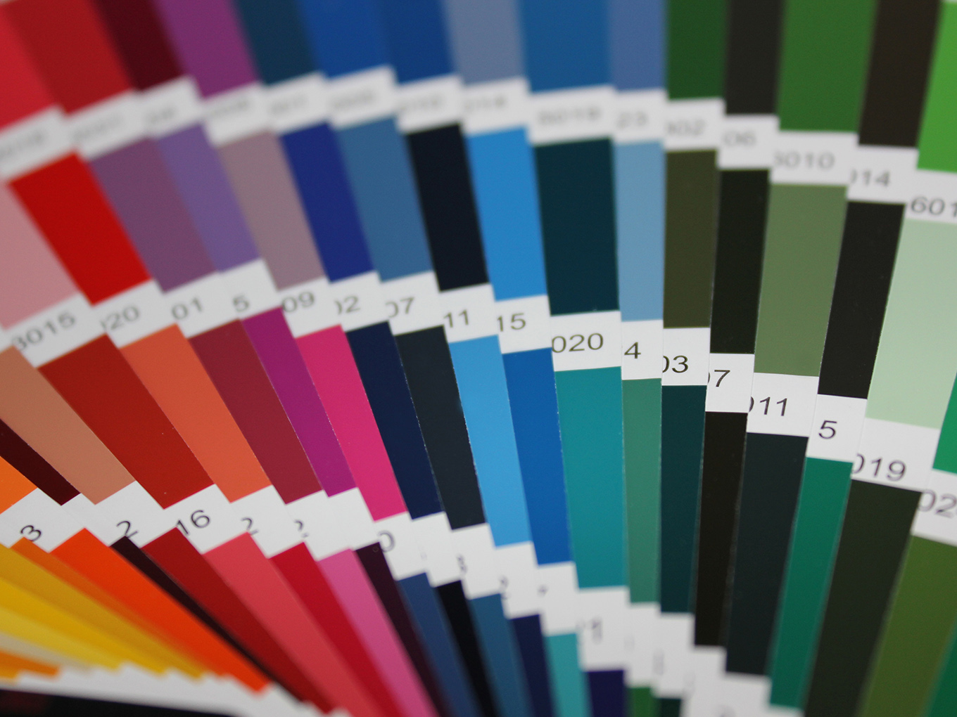 Paint Colour Matching Ireland