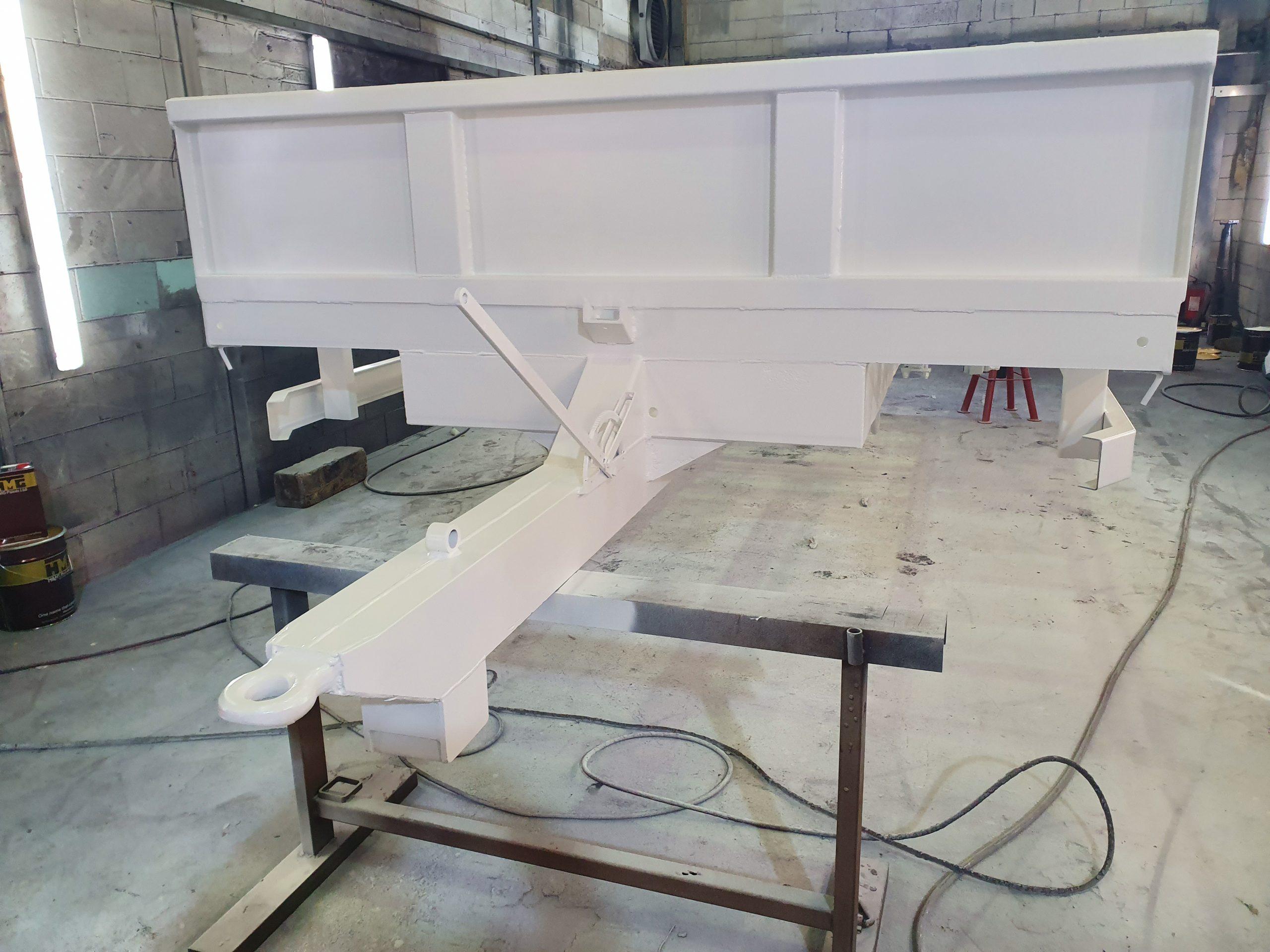 HMG Paints CFB 2K Primer and Topcoat Paul McF Jan 2020 (1)
