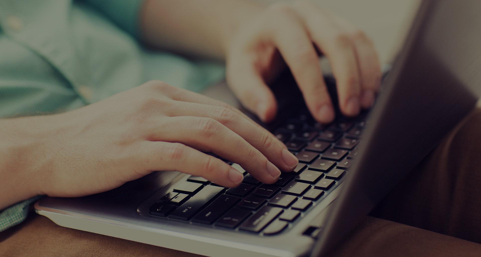 hands-keyboard